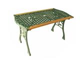 湖南高档铸铁花园桌