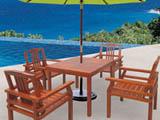 新万博手机版休闲桌椅套装