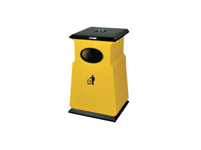 烟灰盅单桶垃圾桶_长沙多威体育用品有限公司