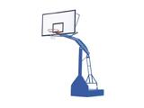 固定平箱式篮球架