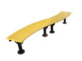 园林休闲长凳