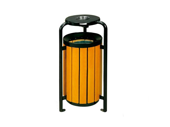 公园圆形垃圾桶_长沙多威体育用品有限公司
