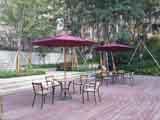 铝椅架新万博手机版休闲桌椅
