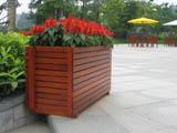 别墅区花箱
