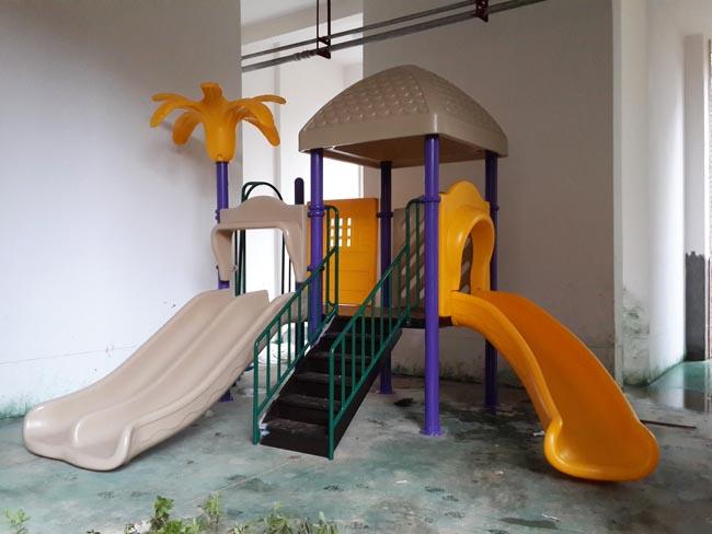 长沙海德公园游乐设施实例