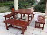 高档小区休闲桌椅套装