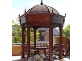 欧式古堡凉亭
