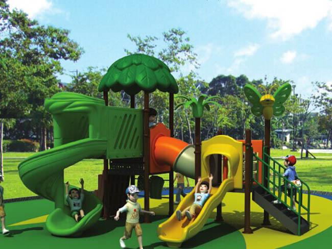 广场儿童乐园