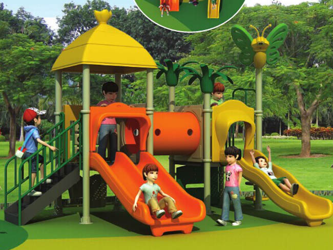 幼儿园儿童游乐