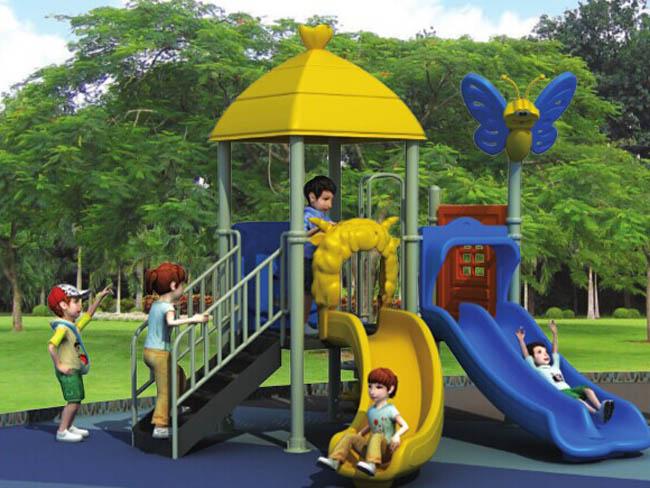 社区儿童乐园