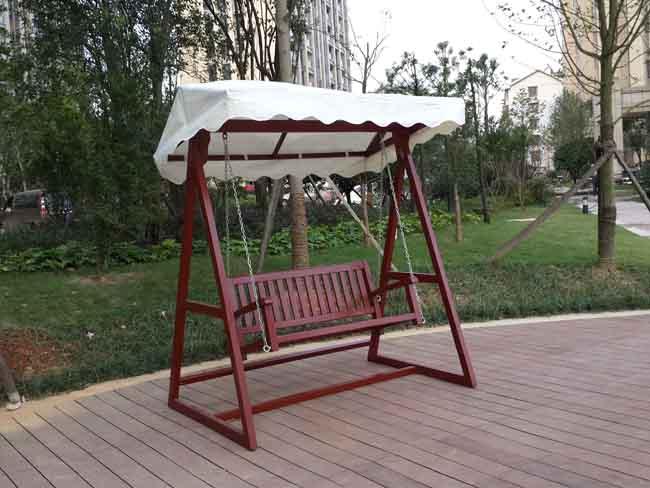 长沙中房瑞致国际秋千椅吊椅实例