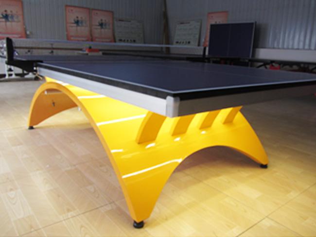 金彩虹高档乒乓球台