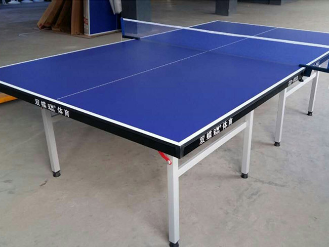 单折式室内乒乓球台